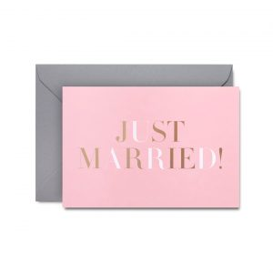 Just Married by Studio Sarah