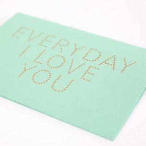 Everyday by Studio Sarah