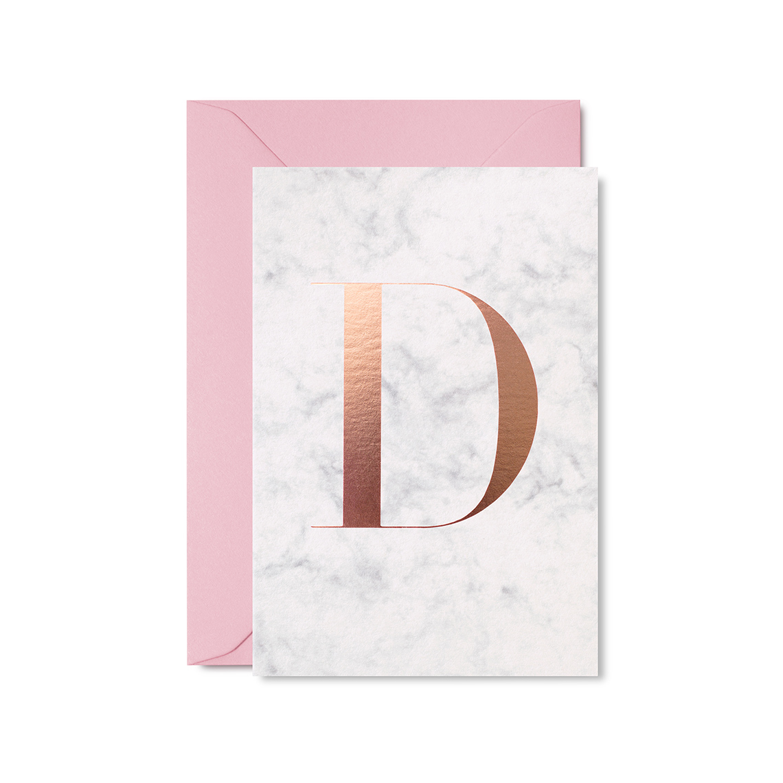Marble Greeting Card by Studio Sarah