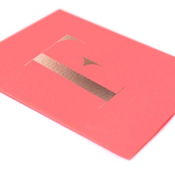 Neon Greeting Card by Studio Sarah