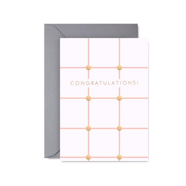 Congratulations by Studio Sarah
