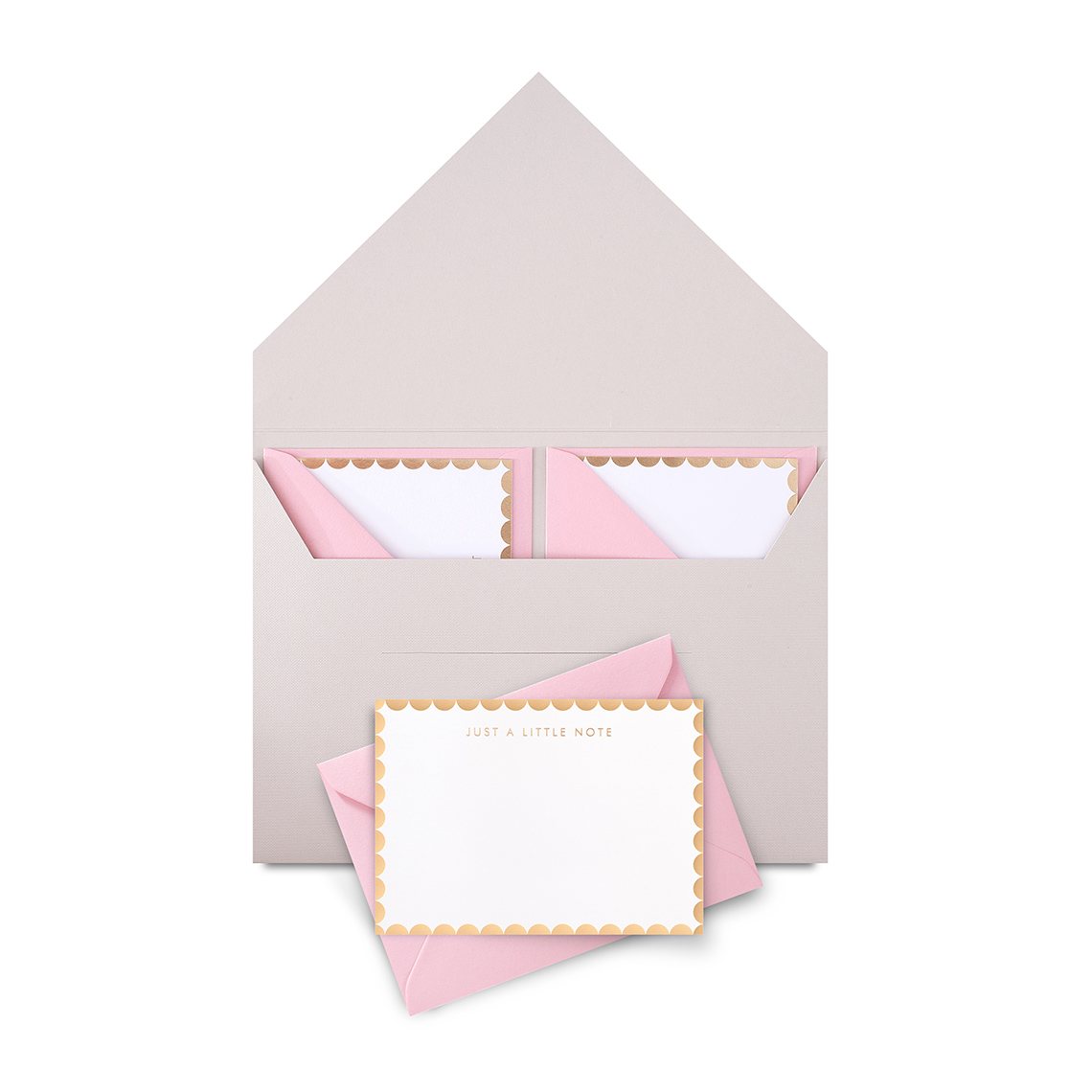 'Just a Little Note' Notelet by Studio Sarah